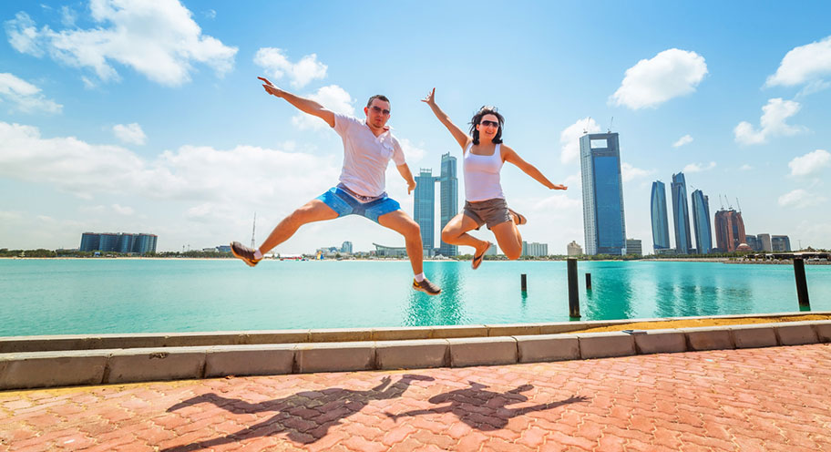 Abu Dhabi Honeymoon Resorts