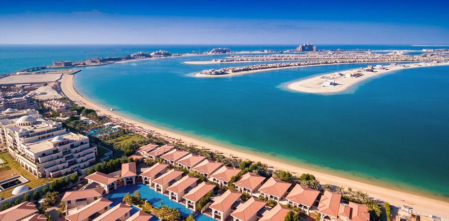 Dubai Badeferien die besten Strandhotels des Emirates