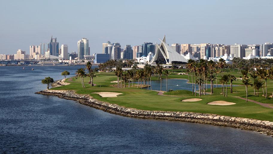 Golfreisen Dubai Abu Dhabi
