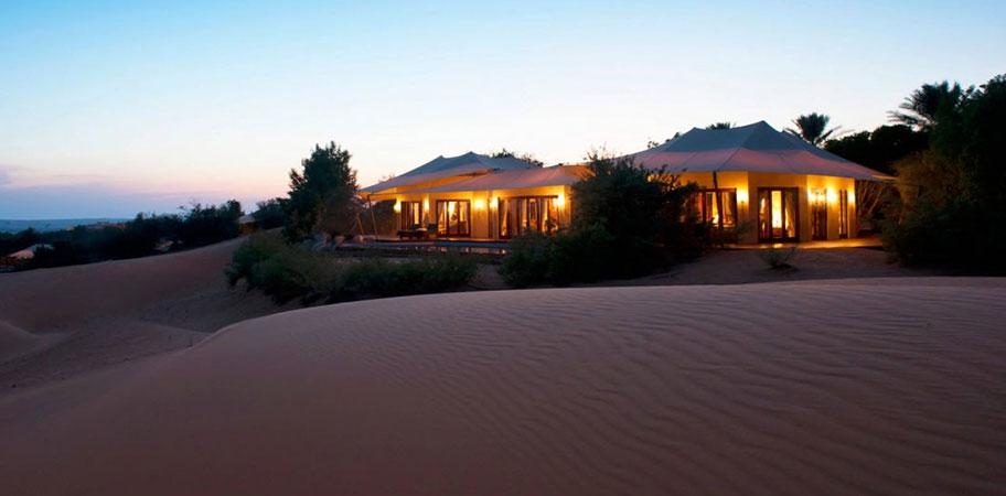 Dubai Hotel Wüste Empfehlung luxuriös