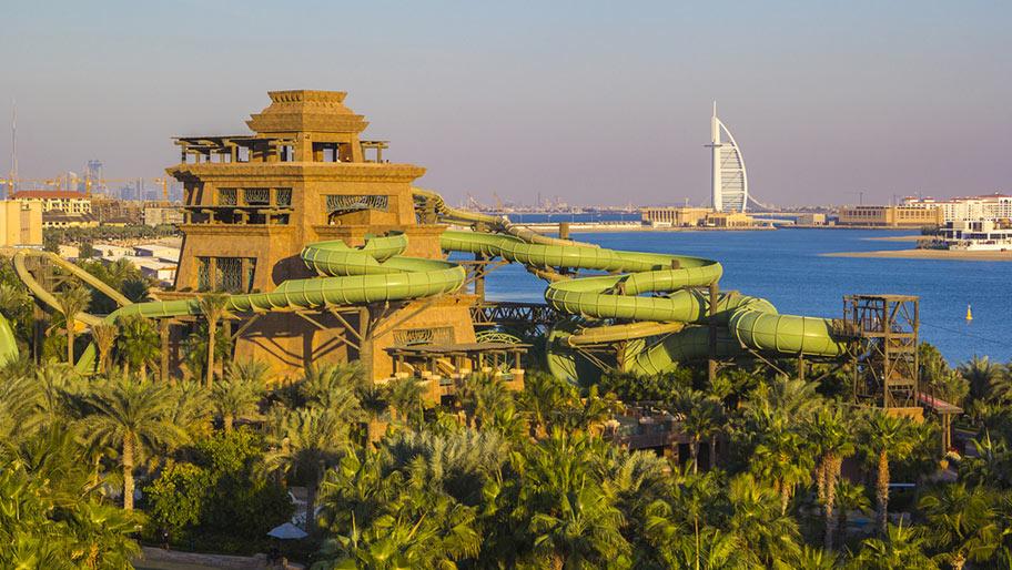 Dubai Wasserpark Hotel