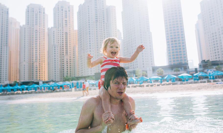 Kinderfreundliche Hotels in den Emiraten