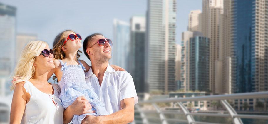 Emirate Familienangebote Hotel günstig