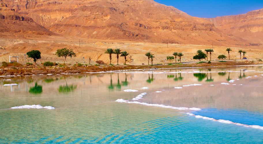 Das beste Hotel am toten Meer in Jordanien
