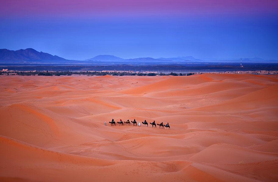 Kameltrekkings Oman Wüstensafaris