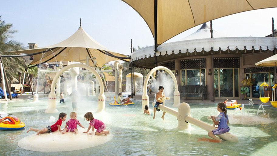 kinderfreundliches Hotel in Dubai Tipp