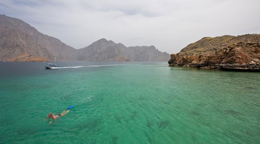 Schnorcheln und Tauchen im Oman