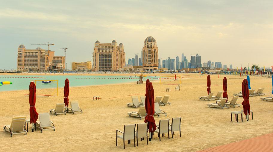 Die schönsten Strände in Qatar