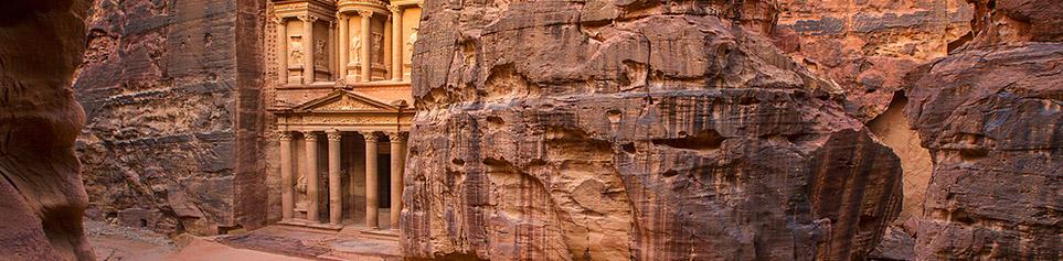 Jordanien Kulturreisen