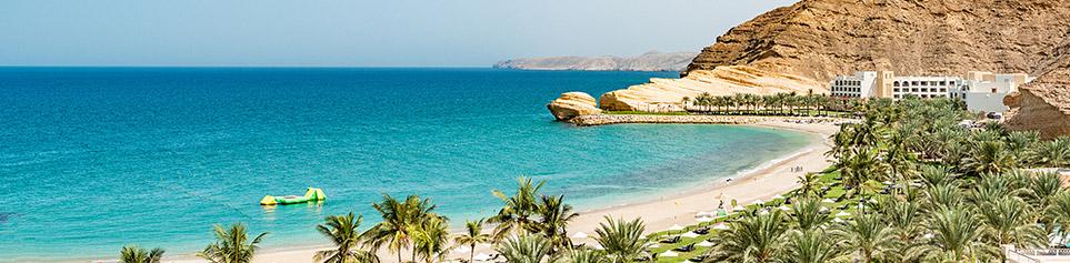 Oman Ferien