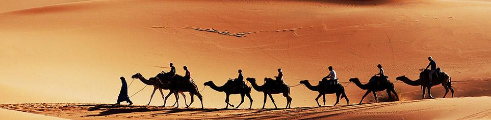 Dubai Wüstensafaris